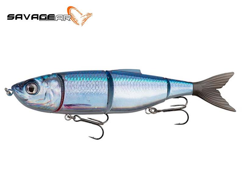 Savage Gear V2 Swim & Jerk - 13.5 cm - herring