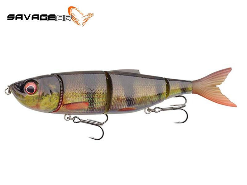 Savage Gear V2 Swim & Jerk - 13.5 cm - perch