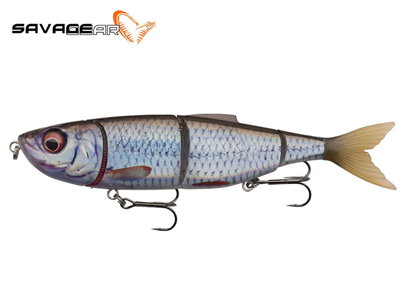 Savage Gear V2 Swim & Jerk - 13.5 cm - roach