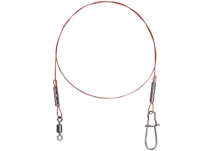Spro Wire Leader 1 x 7 - 30 cm - 13.6 kg