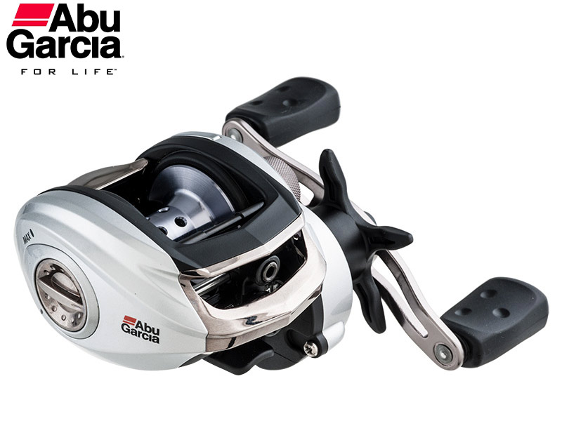 Abu Garcia Silver Max Low Profile - Left Hand