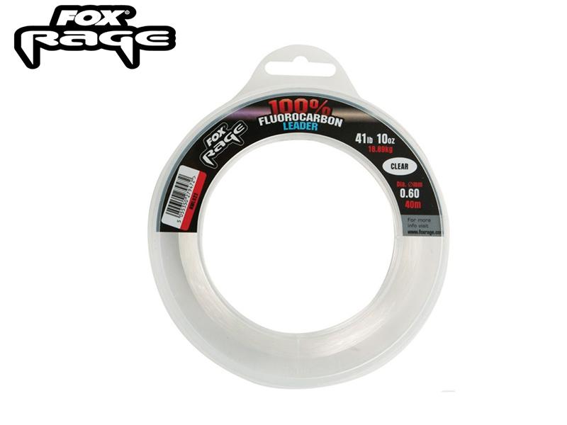 Fox Rage Fluorocarbon Leader - 27.3 kg