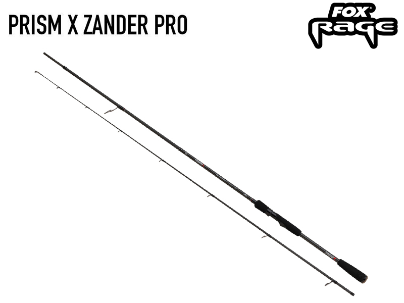 Fox Rage Prism X Zander Pro Rod - 240 cm - 7 - 28 gram