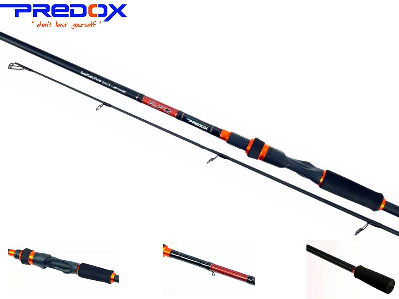 Predox Kuro Deadbait Float - 300 cm - 40 - 100 gram