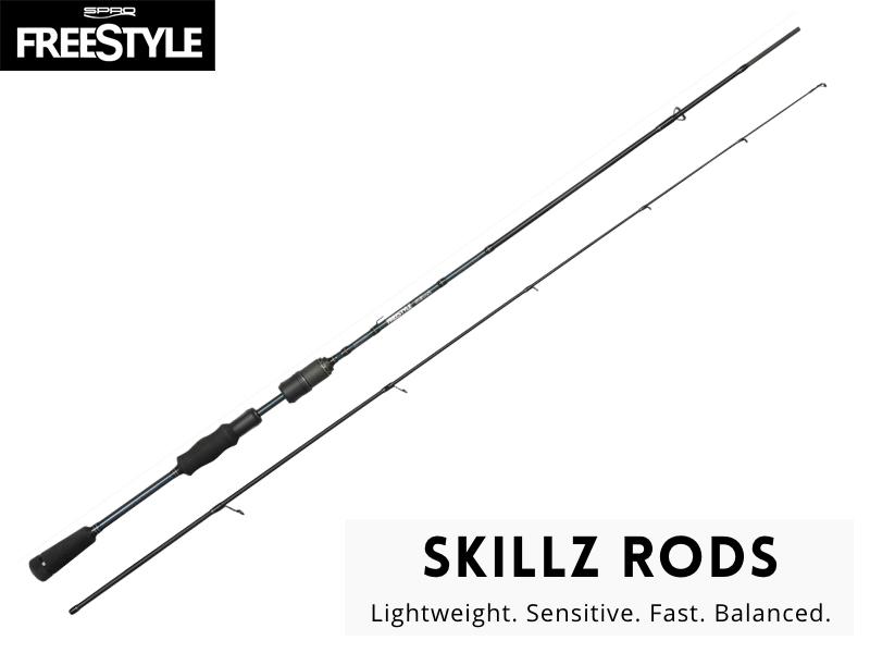 Spro Freestyle Skillz Versatile - 200 cm - 7 - 24 gram