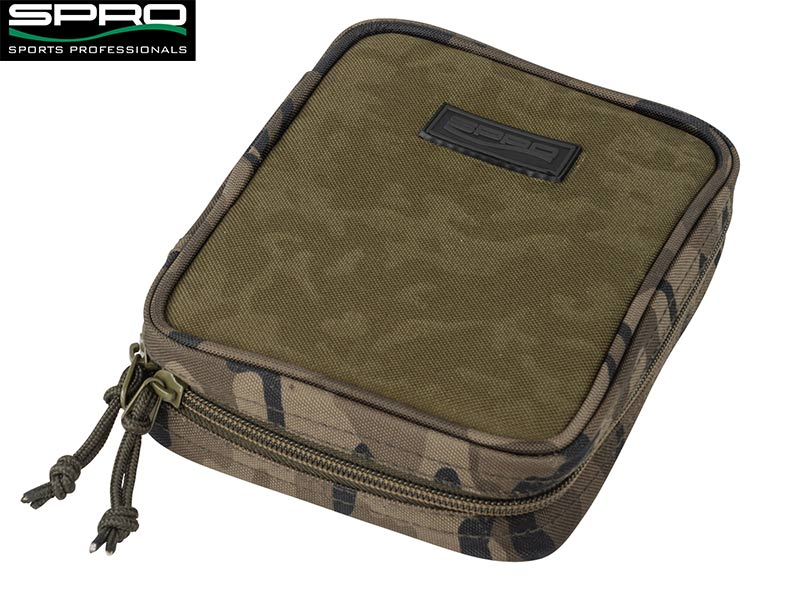 Spro Camouflage Wire Leader Wallet