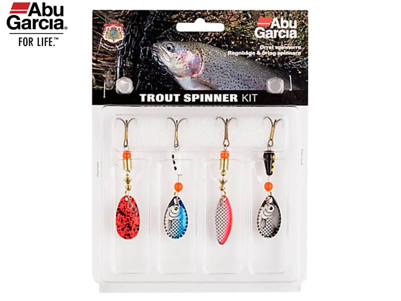Abu Garcia Lure Kit - Trout Spinner