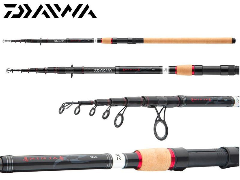 Daiwa Ninja X Tele - 240 cm - 20 - 60 gram