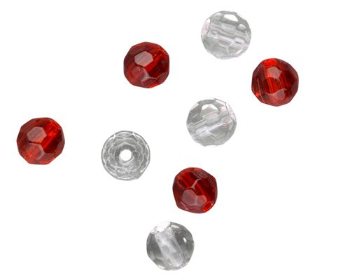 Spro glass beads - 6 mm